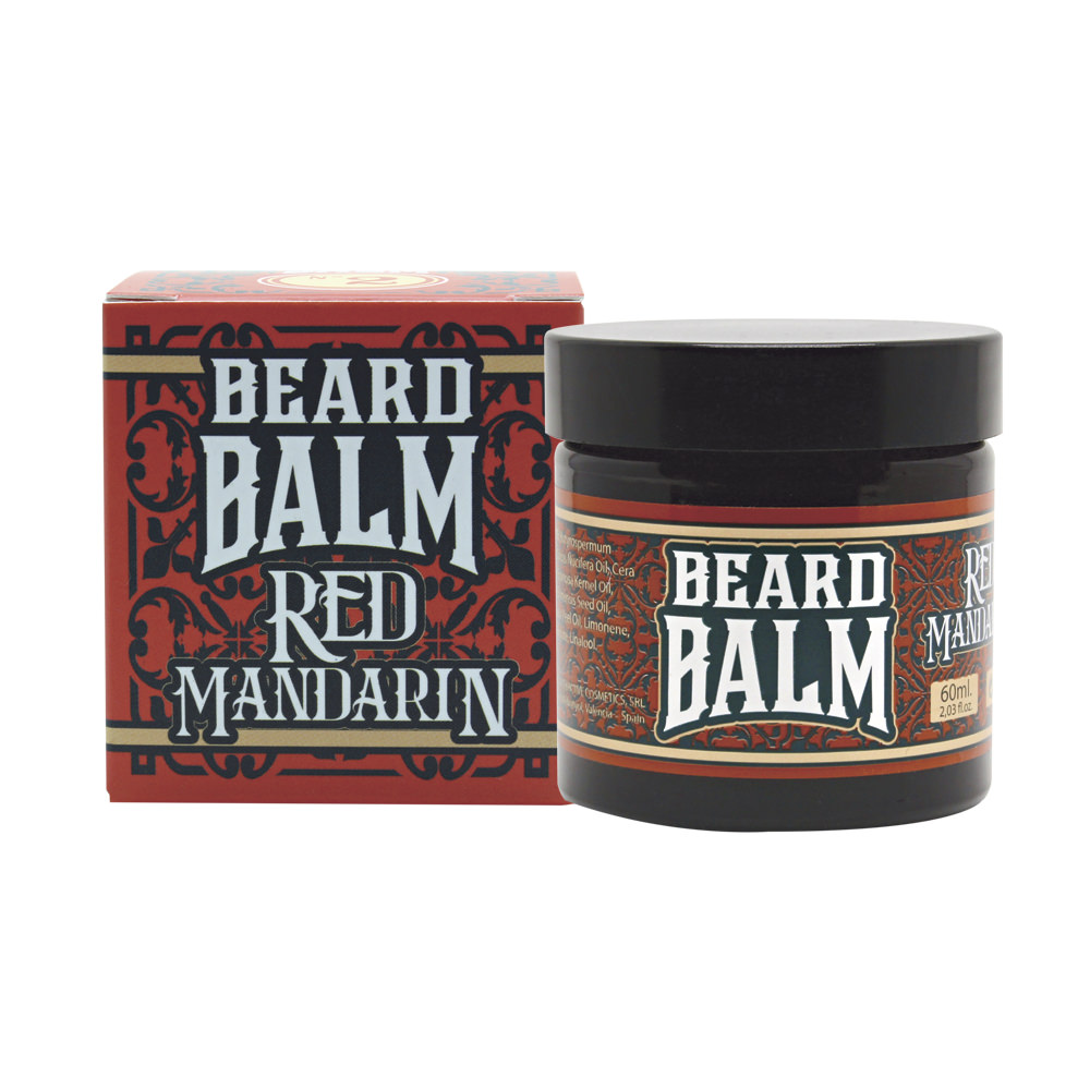 Beard Balm Nº 2 Red Mandarin