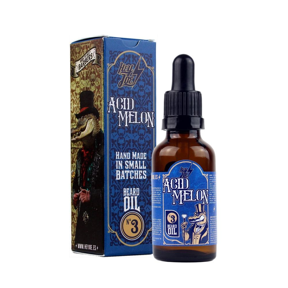 BEARD OIL Nº 3 ACID MELON