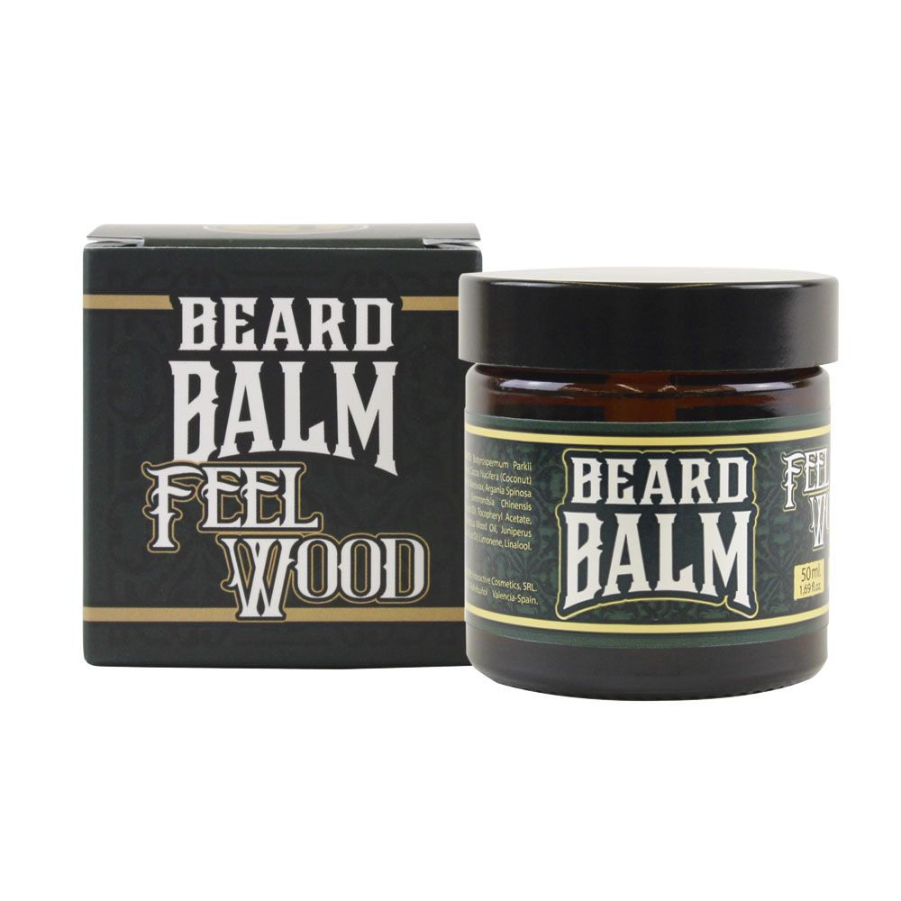 Beard Balm Nº 4 Feel Wood