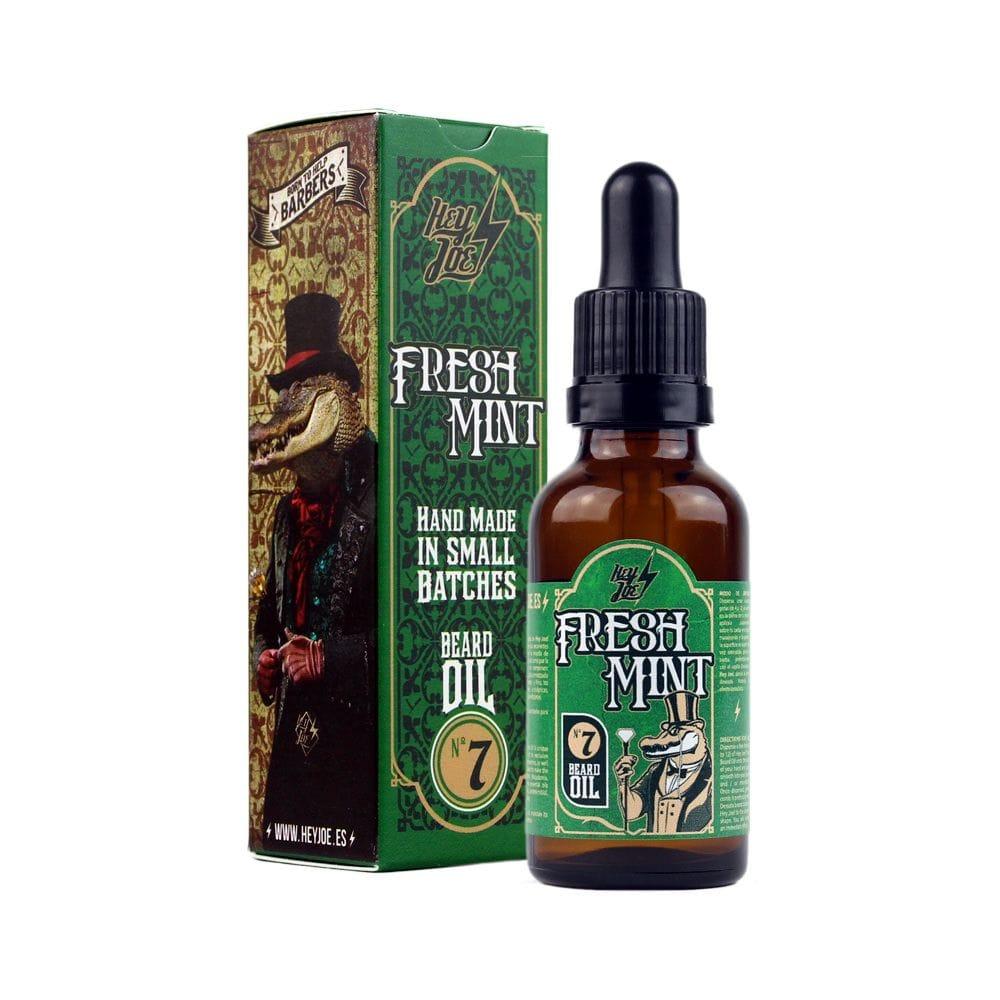 Beard Oil Nº 7 Fresh Mint