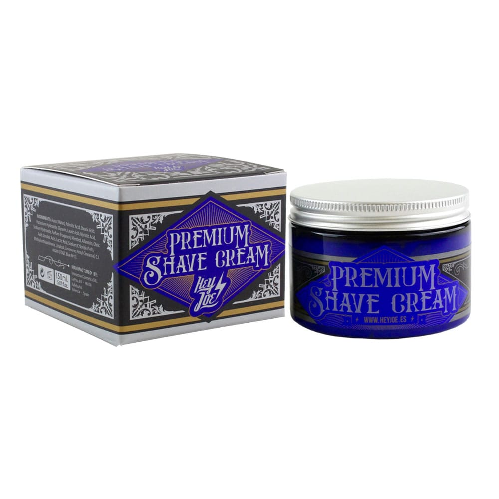 Premium Shave Cream | Crema de Afeitar