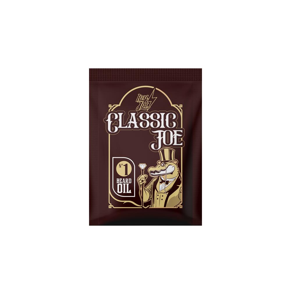 HEY JOE! Beard Oil Nº 1 | Sachet 1 ml