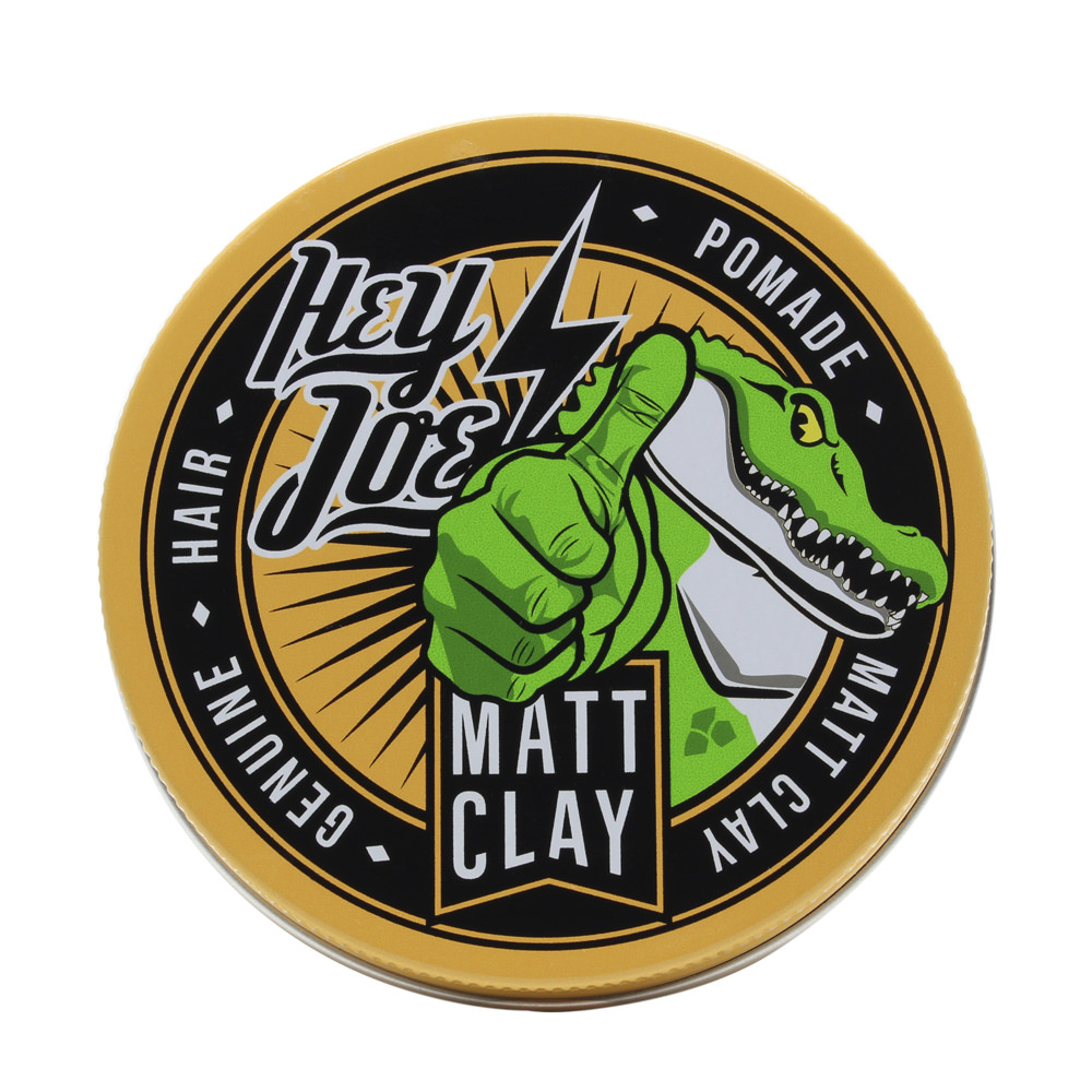 HEY JOE! GENUINE HAIR POMADE MATT CLAY