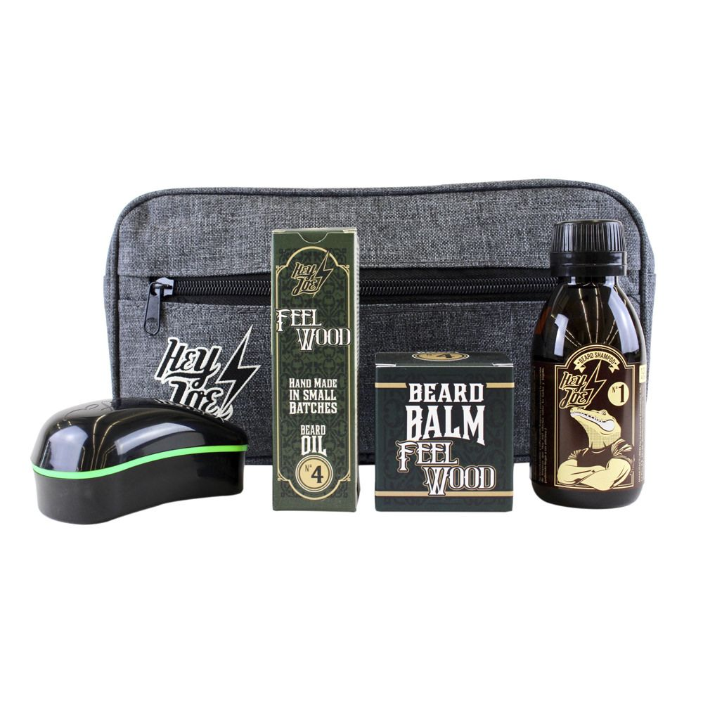 Bearded Survival Kit Delux Nº 4
