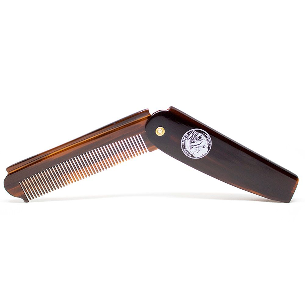 HEY JOE! Delux Folding Comb | Peine Plegable